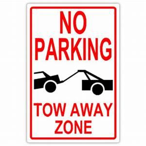 no parking 101 tow away parking sign templates With no parking signs template