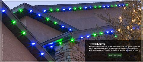 what do blue christmas lights mean outdoor lights ideas for the roof