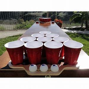 Beer Pong Cups and Balls