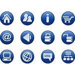 Icons Web Clipart Shokunin