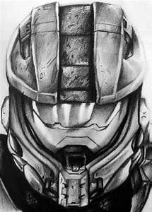 Halo 4 by MailJeevas33 on DeviantArt