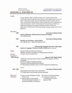85 free resume templates free resume template downloads for Free resume examples