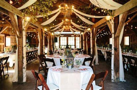 beautiful log cabin wedding venues