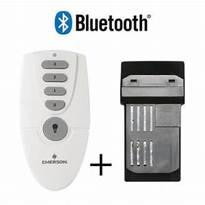 Emerson Rcbt100 Bluetooth Ceiling Fan Control With App