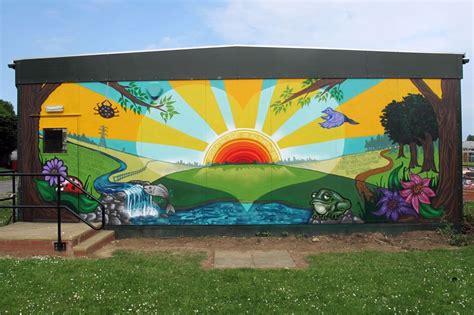 middle school murals google search exploratory murals