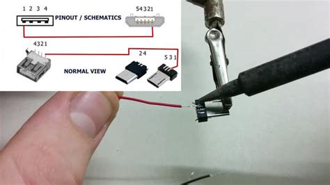 how to make usb otg cable all
