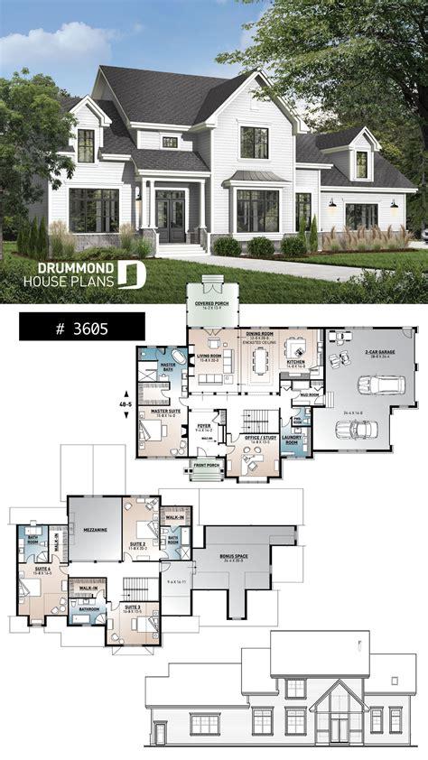 modern farmhouse floor plans  hotelsremcom