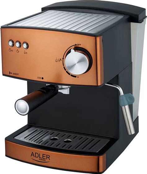 Kafijas automāts Adler AD 4404 Bronze - 1a.lv