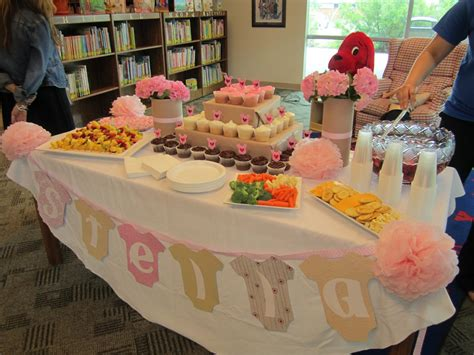 decorations for a baby shower grade glitter and giggles wrappin it up