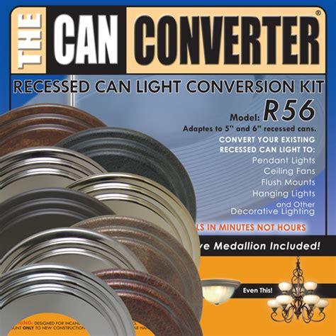 light conversion kit  designer medallion