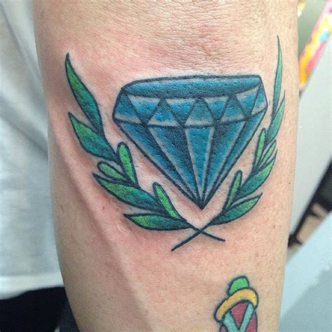 diamond tattoo designs ideas design trends