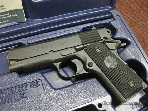 Colt 1991a1 45acp Compact  As New In Box For Sale