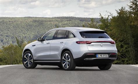 mercedes eqc unveiled new electric mid size suv