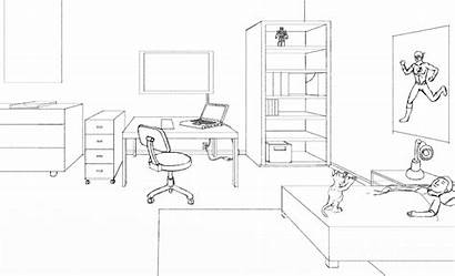 Drawing Drawings Boy Sketch Draw Pencil Bedroom
