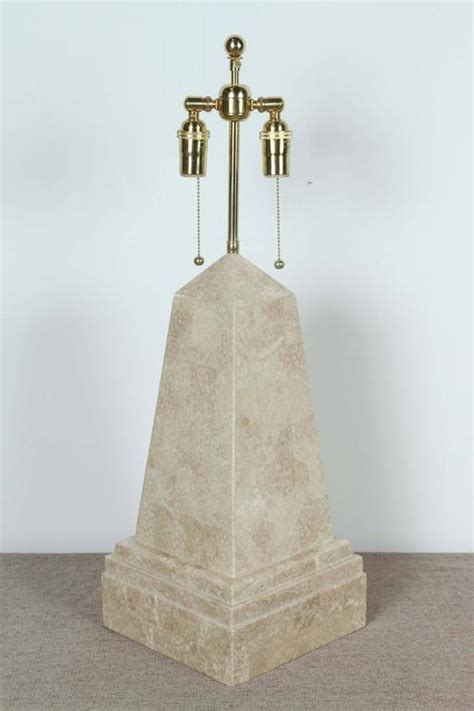 pair of obelisk ls by maitland smith for sale at 1stdibs