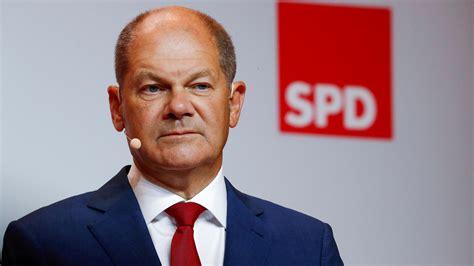 """Června 1958 v osnabrücku ) je německý politik ( spd ). Olaf Scholz über mögliche Koalition mit Linken: """"Viel zu diskutieren"""""""