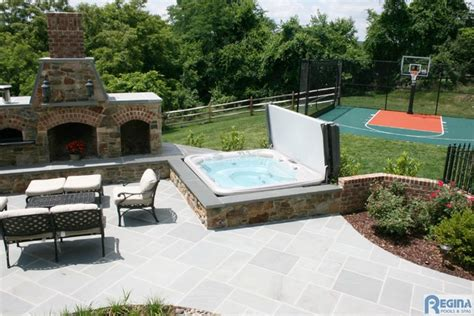 Vanity Spa New Orleans by Spa Outdoor Spaces Tub And Pool Supplies Baltimore