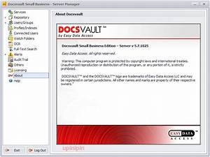 reverse it docsvault small business edition v571025 With small business document management software