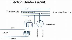 Portable Heater Wiring Diagram