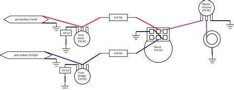 Yamaha Rbx Pickup Electronics Question Talkbass