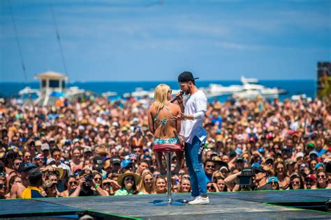 country fan fest 2017 lineup tortuga music festival offers music even everything but