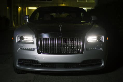 Goodwood Comes To Hollywood 2018 Rolls Royce Wraith