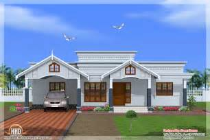 4 bedroom single house plans 4 bedroom single floor kerala house plan kerala home design and floor plans