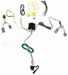 2016 Ford Transit Connect Custom Fit Vehicle Wiring