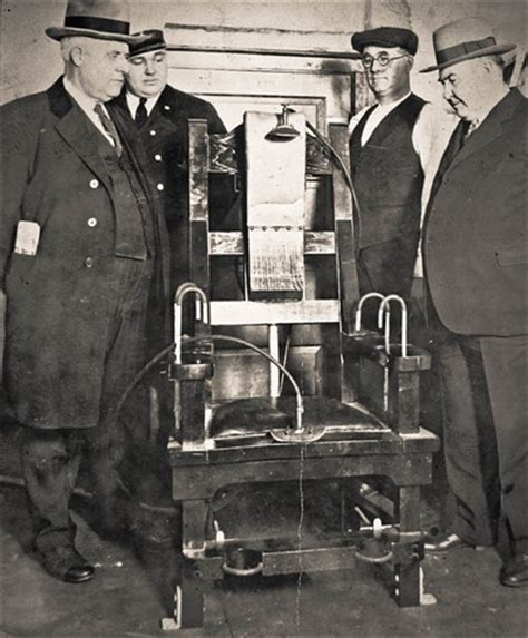 Electric Chair Executions Illinois by Cook County Il Electric Chair 1927 Digital Photography