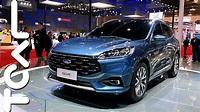 【2019上海車展】Ford 上海車展展區直擊 -TCar - YouTube
