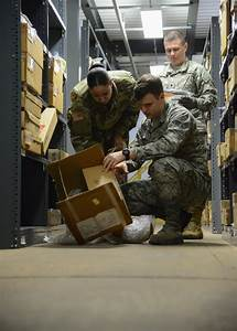 Af  Army Collaboration Enhances Supply Operations