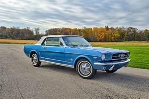 Ultra-Rare 1964-½ Mustang Hi-Po Convertible
