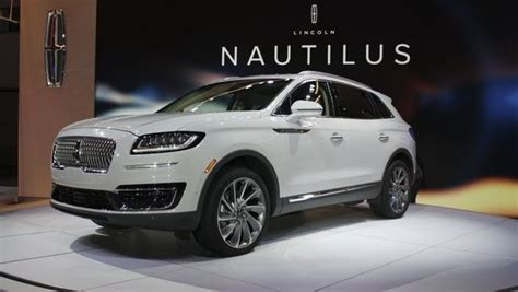 lincoln nautilus review gallery top speed