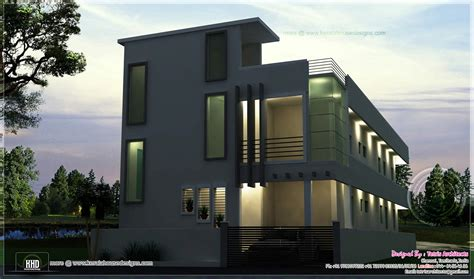 G+1 Home Design : G+1 Residential Structure At Kanchipuram, Tamilnadu