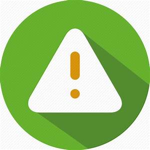 Attention, warning icon | Icon search engine