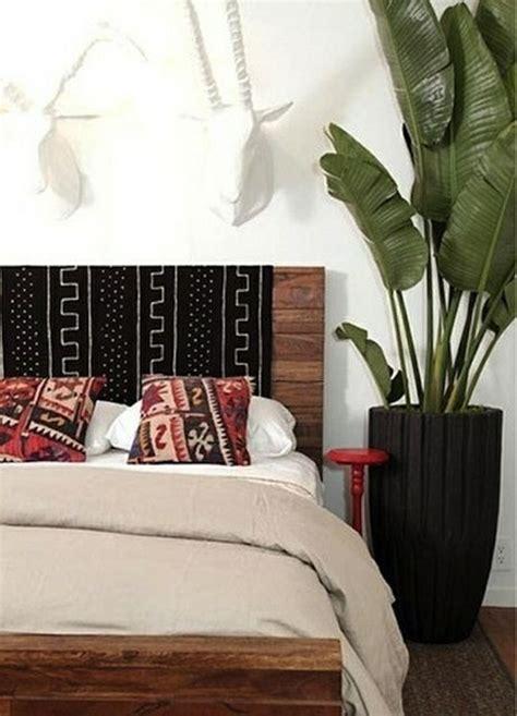 plante verte pour chambre a coucher comment on peut créer une chambre cocooning