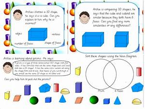 Year 3    Year 4 Shape Bundle 2d  3d Shapes And Angles By