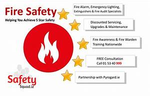 Fire Safety | Fire and Safety Training in Dublin and Ireland