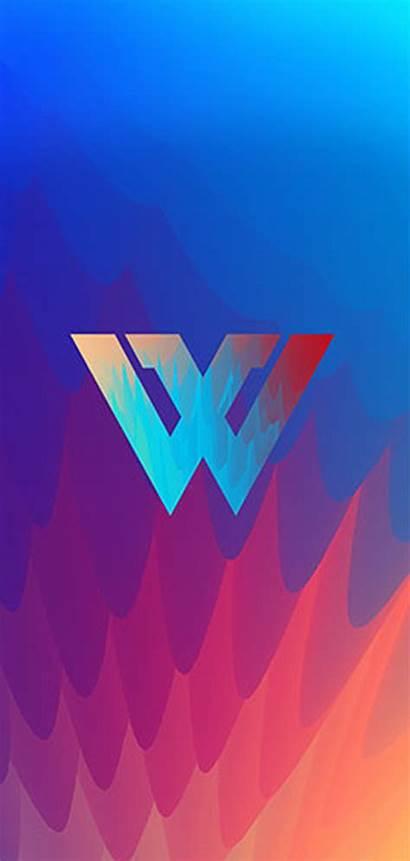 Lg Wallpapers Notch W10 Official W30 Teardrop