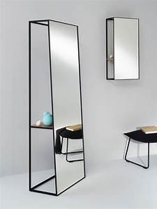 Grand Miroir Design : comment r aliser une belle d co avec un miroir design ~ Teatrodelosmanantiales.com Idées de Décoration