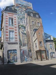 Mur Trompe L Oeil : mur en trompe l 39 oeil foug res gachdel photos club doctissimo ~ Melissatoandfro.com Idées de Décoration