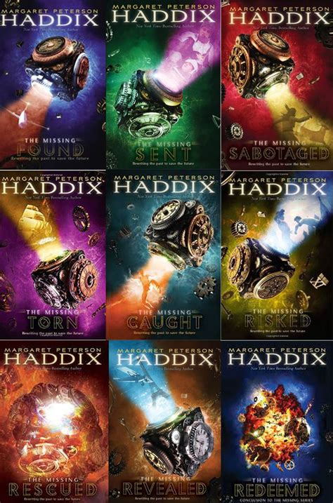 the missing series by margaret peterson haddix reading