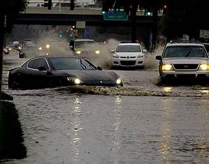 Storms bring Tampa record rainfall, flooding, power ...