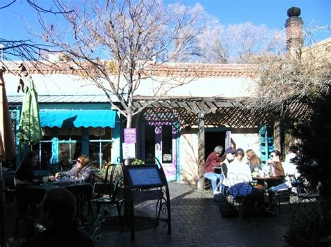 the shed santa fe outside quot the shed quot restaurant in santa fe nm picture of