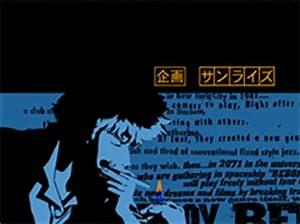 s anime set tank cowboy bebop Opening Theme Yoko