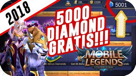 Tutorial Mendapatkan 5000 Diamond Gratis Cuma 5 Menit