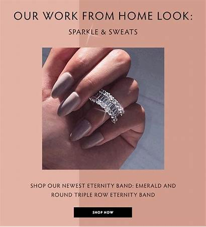 Eternity Stackable Bands Rings