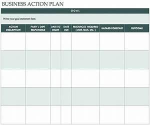 Free Action Plan Templates