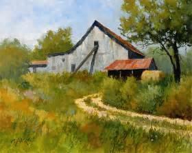 Ohio Farm Landscape Paintings