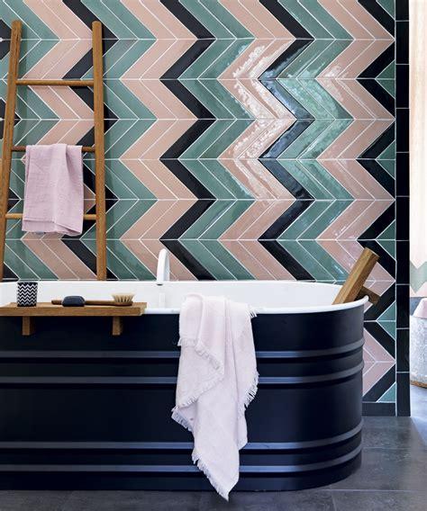 chevron bathroom ideas bathroom tile ideas
